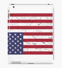 AMERICA:  Country in DIRE DISTRESS! iPad Case/Skin