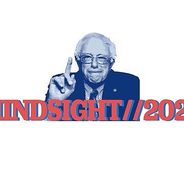 Hindsight 2020 - Bernie Sanders by CXM0D
