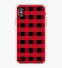 Buffalo Plaid iPhone-Hülle & Cover