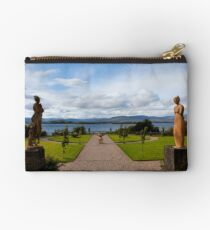 The view from Bantry House  Studio Pouch