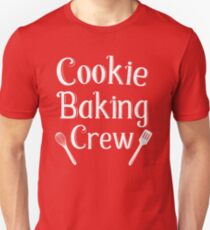 Cookie Baking Crew T-Shirt