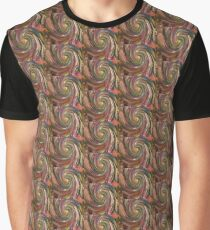 Candy swirl Graphic T-Shirt