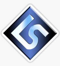 Lastation Logo Sticker
