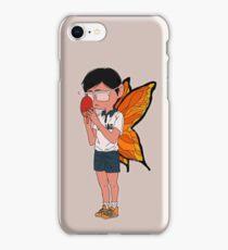 Tsukimoto Makoto (Smile) iPhone Case/Skin
