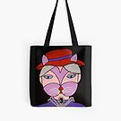 Cat Tote #8 by Shulie1