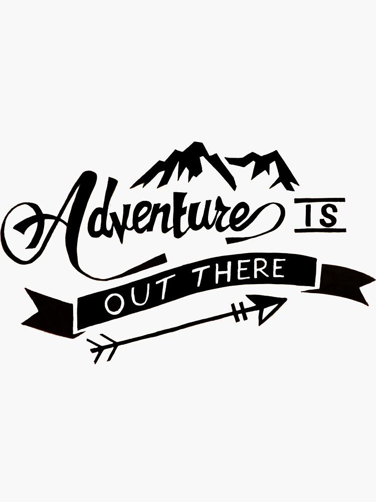 La aventura está ahí fuera de JustAnotherVlog