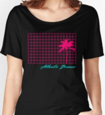 Atlantic Breeze 1980's Women's Relaxed Fit T-Shirt