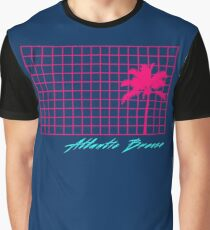 Atlantic Breeze 1980's Graphic T-Shirt