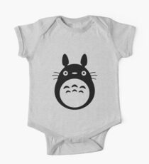 Side Totoro! Kids Clothes