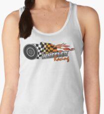 Upper Middle Bogan - Wheeler Racing 3 Women's Tank Top