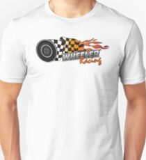 Upper Middle Bogan - Wheeler Racing 3 Unisex T-Shirt