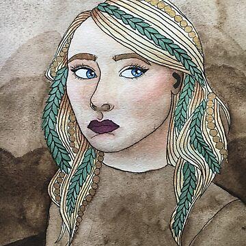 Martie Elaine by KaitDessine