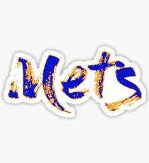 NY Mets  Sticker
