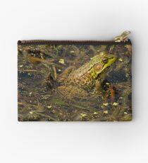 Frogger Studio Pouch
