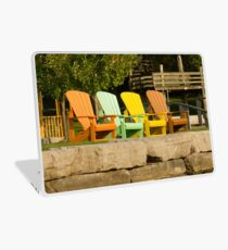 Sunny Chairs Laptop Skin