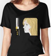 Kill Bill Sword (Transparent) Women's Relaxed Fit T-Shirt