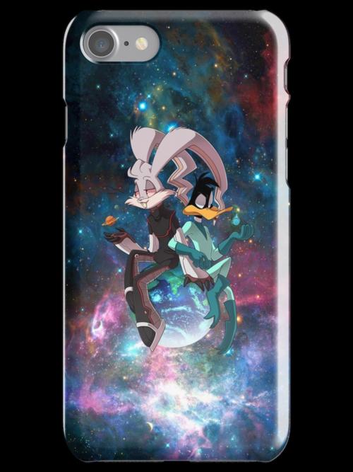 DD404 - Galaxy Case by JimHiro