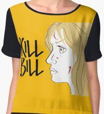 Kill Bill (Transparent) Women's Chiffon Top