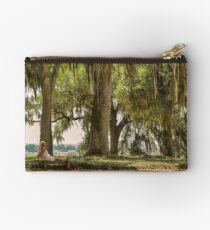 Tranquility at Bok Tower Gardens Studio Pouch
