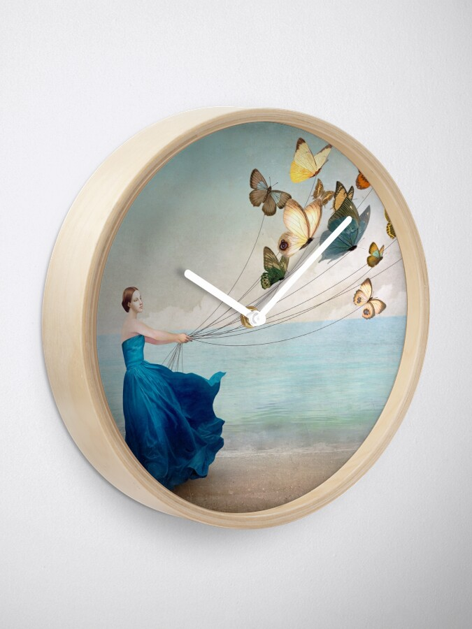 Alternate view of Wonderland Clock