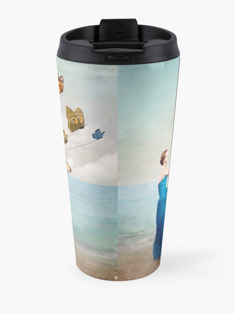 Alternate view of Wonderland Travel Mug