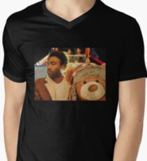 Childish Gambino  3005 Mens V-Neck T-Shirt