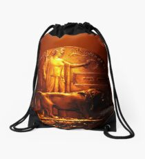 He Died for Freedom and Honour Drawstring Bag