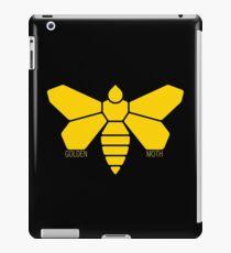 Golden Moth Chemical iPad Case/Skin