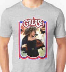 GREASE - VINTAGE - Olivia - John Unisex T-Shirt
