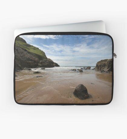 Mewslade Bay - Wales Laptop Sleeve