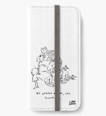 Little Lunch: The Milk Bar iPhone Wallet/Case/Skin