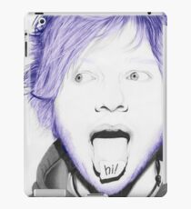 Ed says hi iPad Case/Skin