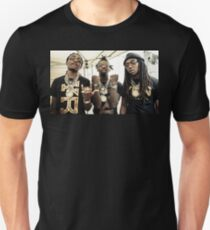 Milos Thuggin Photo Unisex T-Shirt