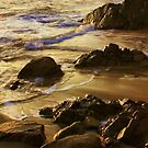 On Golden Sands by Barbara  Brown