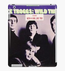 The Troggs Wild Thing 60's Garage Rock lp! iPad Case/Skin