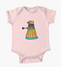 Zack's Little Dalek One Piece - Short Sleeve