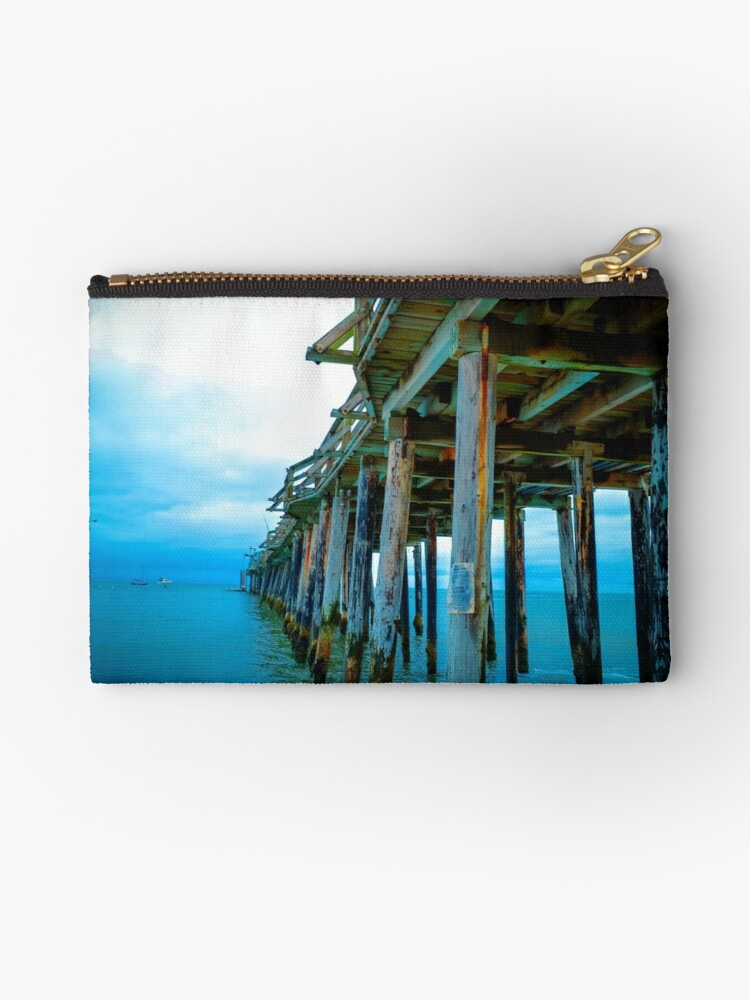 Capitola Pier by fairwood63