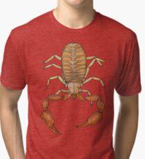 Pseudoscorpion Tri-blend T-Shirt