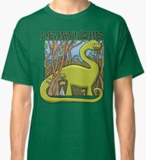 Prehistoric Herbivore Classic T-Shirt