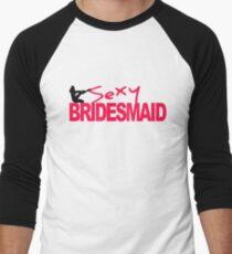 Bridesmaid Party Wedding Party Bridal Party Bridesmaid Shirt for Bachelorette Party Men's Baseball ¾ T-Shirt