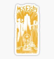 Mos Eisley Vintage Sticker