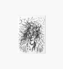 Stray Hair Art Board