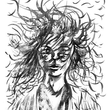Stray Hair by siberian