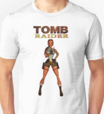 Classic Tomb Raider Unisex T-Shirt