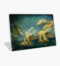 Welcome To Paradise  Laptop Skin