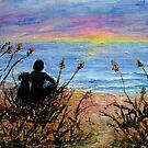 Sweet Serenity - Sunset by Robin Monroe