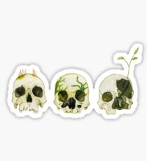 From Death Comes Life Sticker