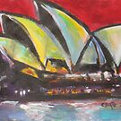 Opera House by christine purtle