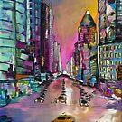 Love New York City  von Diana Linsse