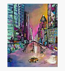 Love New York City Photographic Print